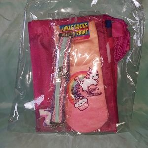 Other - Unicorn bundle of fun All items NWT